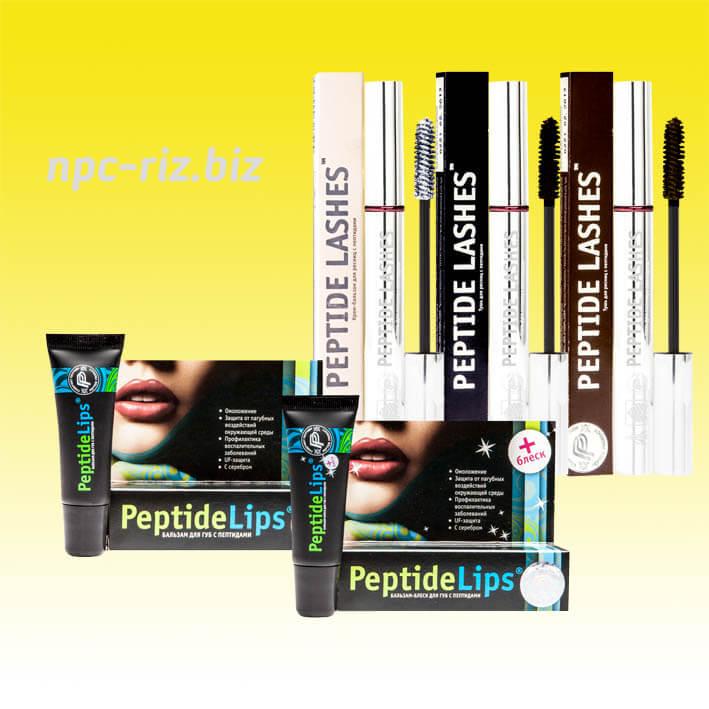 Уникальная гипоаллергенная декоративная косметика с натуральными пептидами.